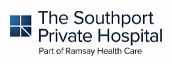 Southport Private Hospital Logo. Part of the Ramsay Health Care Group